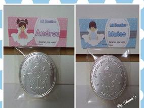 Bolos Para Bautizo Con Monedas.Recuerdos Bolos De Moneda De Chocolate Para Bautizo