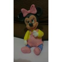 Mickey Y Minie Mouse En Masa Flexible..