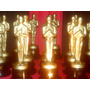Estatuillas Oscar Hollywood Brillantes