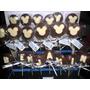 Chupetas De Chocolate Personalizadas De Mickey Y Minnie