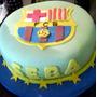 Tortas,dulceros,sorpresitasfutbol,barcelona,nacional,peñarol