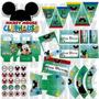Kit Imprimible La Casa De Mickey
