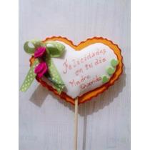 Regalo Del Día De Las Madres Bellos Corazones De Foami