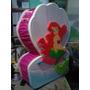 Piñatas Entamboradas Infantiles 1 Metro Alto Bajoterra Y Mas