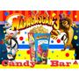 Kit Imprimible Madagascar 3 Tarjetas Cumpleaños + Candy Bar