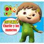 Kit Imprimible Baby Tv Charlie Y Los Numeros + Candy Bar