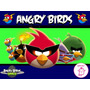 Kit Imprimible Angry Birds Candy Bar Golosinas Y Mas