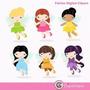 Kit Imprimible Tinker Bell Campanita Disney Imagenes Clipart