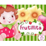 Kit Imprimible Frutillita Diseñá Tarjetas Cotillon Y Mas 2x1