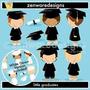 Kit Imprimible Graduacion 8 Imagenes Clipart