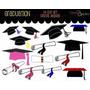 Kit Imprimible Graduacion Imagenes Clipart