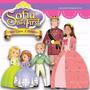 Kit Imprimible Princesita Sofia 5 Imagenes Clipart