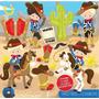 Kit Imprimible Vaqueros Cowboy 2 Imagenes Clipart