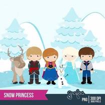 Kit Imprimible Frozen 2 Imagenes Clipart