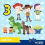 Kit Imprimible Toy Story 2 Imagenes Clipart