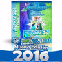 2x1 Kit Imprimible Frozen Fever Invitaciones Editables