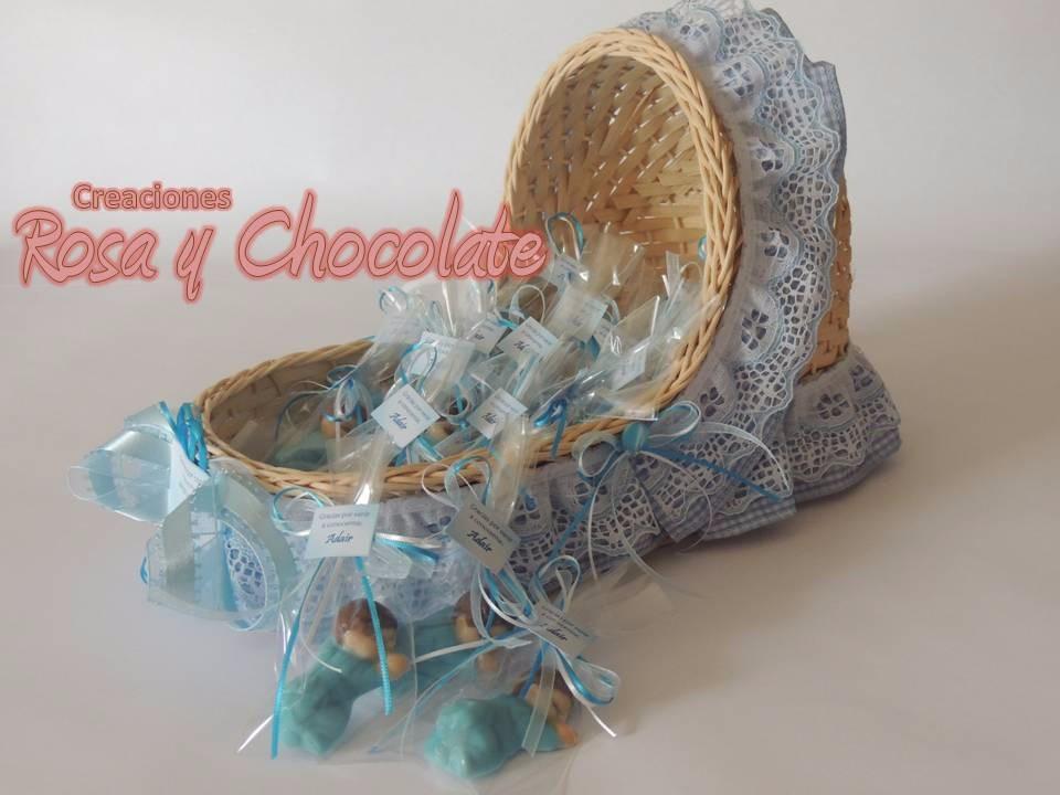 Recuerdos De Chocolate Para El Nacimiento De Tu Bebe - $ 425.00 en ...