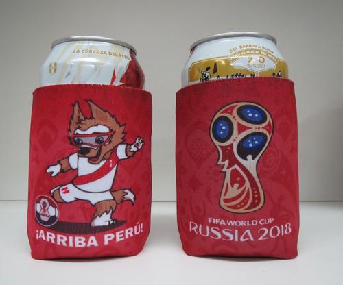 recuerdos mundial rusia 2018 porta latas