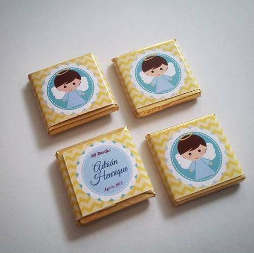 recuerdos personalizados, cajas, chocolates nacimiento y mas