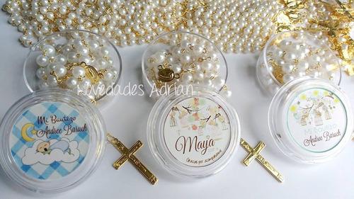 recuerdos rosarios comunion bautizo bodas xv años