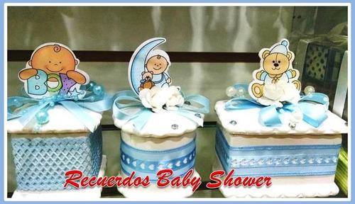 recuerdos,baby shower,bautizos,cofrecitos,joyeros,dulceros