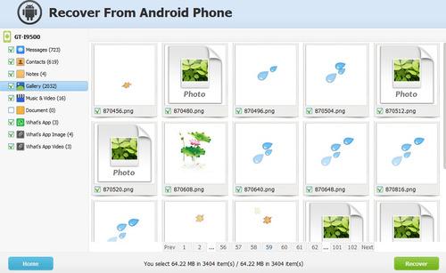recupera datos fotos,vídeos,mensajes,whatsapp,android y mas