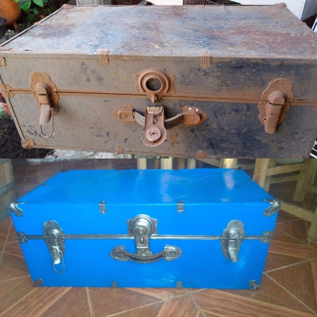 Recuperacion De Baules Antiguos 1000 En Mercado Libre - Baules-antiguos