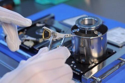 recuperación de datos de discos duros dañados