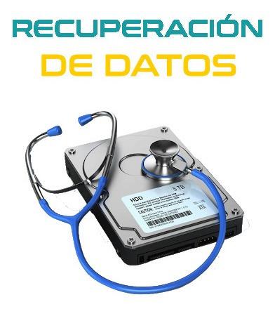 recuperación de datos de discos duros de pc, laptop, usb, sd