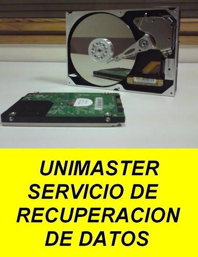 recuperacion de datos de discos duros,servidores, recuperar