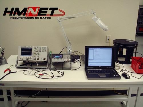 recuperacion de datos de discos rigidos y reparacion