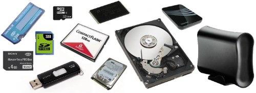recuperación de datos - disco duro pendrive cintas raid sd