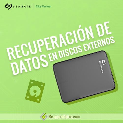 recuperación de datos discos duros laboratorio especializado