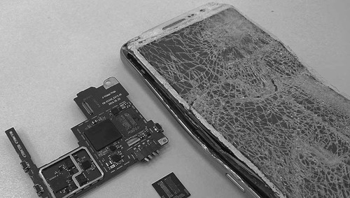 recuperación de datos en celulares dañados - memoria interna