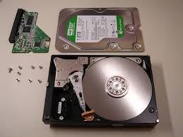 recuperacion de discos duros y su información