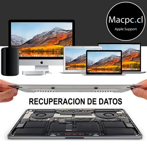 recuperacion de informacion macbook air, macbook pro, otros