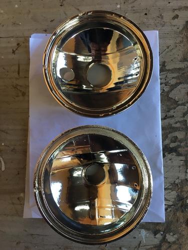 recuperação e metalização de faróis em geral