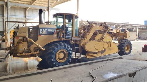 recuperador de asfalto.caterpillar rm500