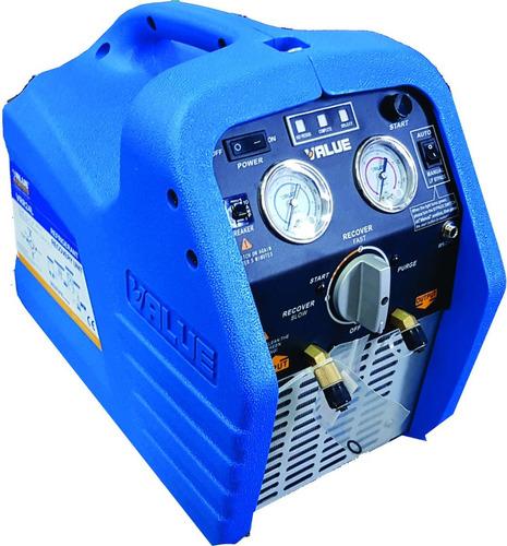 recuperadora de gas refrigerante value vrr24l r-410 r22 r134