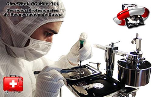 recuperar archivos, datos de discos duros, raid, sd cards