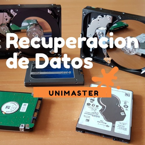 recuperar datos de discos duros, servidores, recuperacion