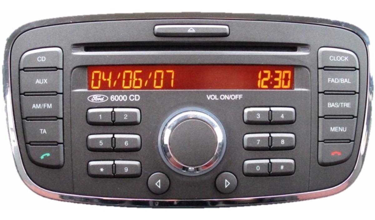 Recuperar Key Code Radio Ford Focus 2010 11 12