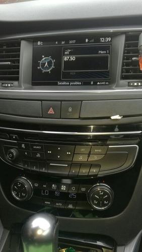 recuperar pantalla negra radio rt6 peugeot 508 3008 5008 308