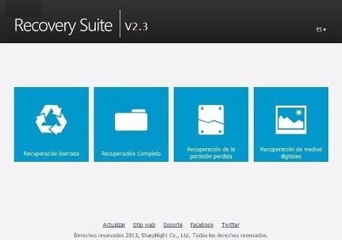 recupere archivos eliminados con r suite + licencia full