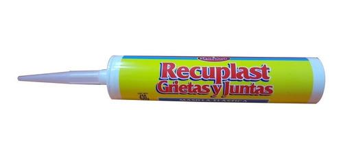 recuplast grietas y juntas masilla elastica sinteplast 430g