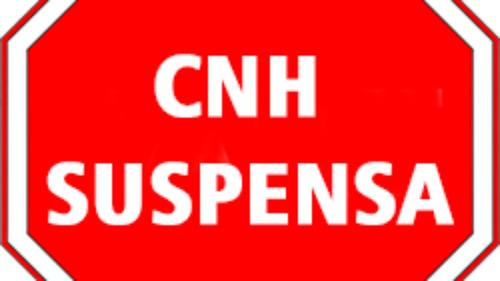 recursos de multas - pontuação na carteira - suspensão