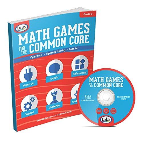 Recursos Didacticos Didax Juegos Matematicos Common Core Gr