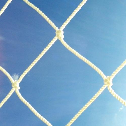 red 10 cm 3,3 mm cerrar cubrir perimetro techo cancha futbol - entrega inmediata con instrucciones