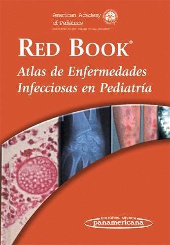 red book atlas enf.infecciosas en pediatria aap nuevo!
