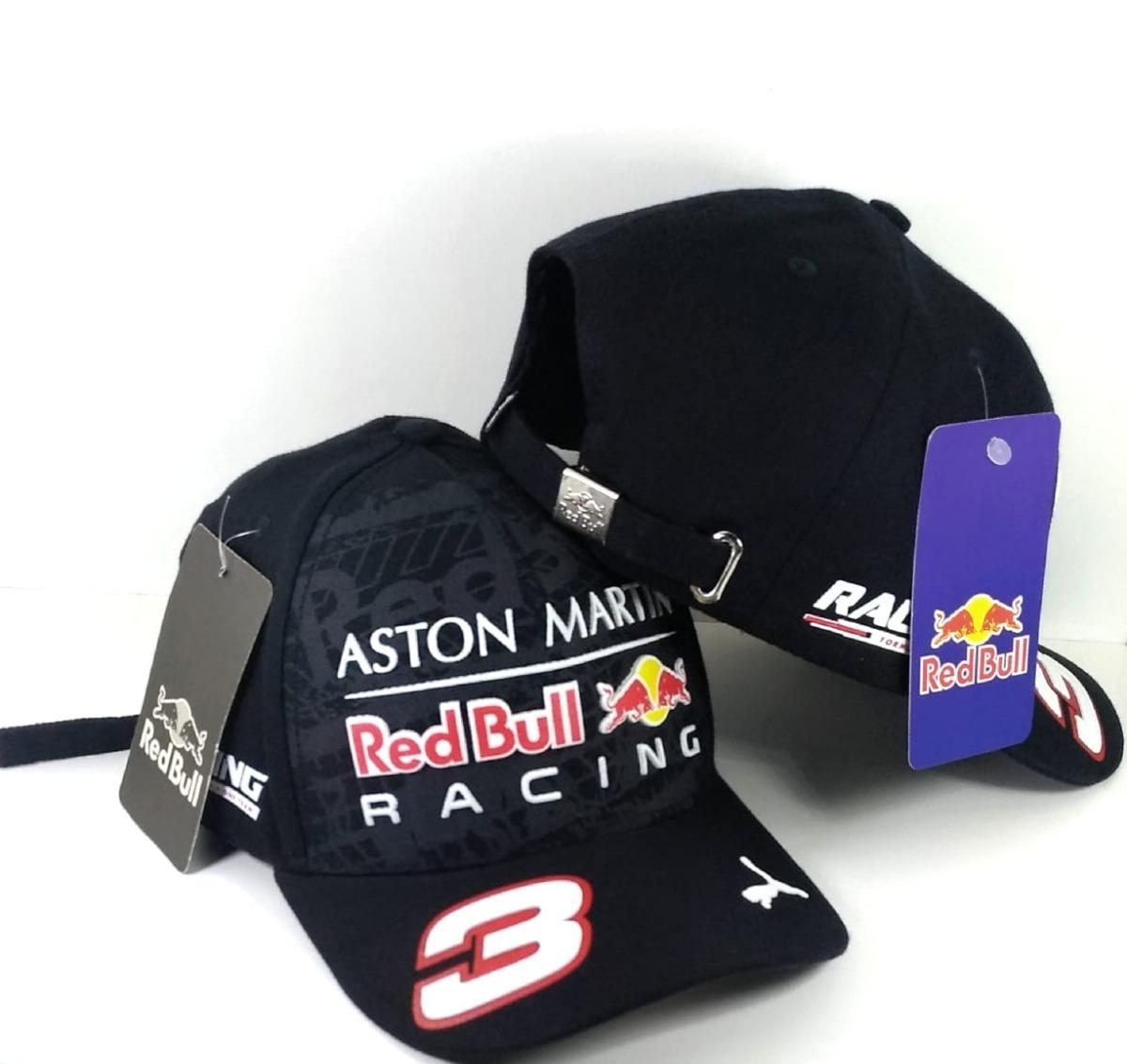 Boné Red Bull Strapback Fita Fitão Fivela Barato Lançamento - R  39 ... 4be61c8851d